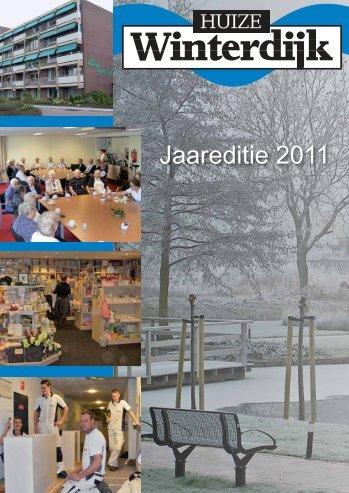 Jaareditie voorjaar 2011 - Huize Winterdijk