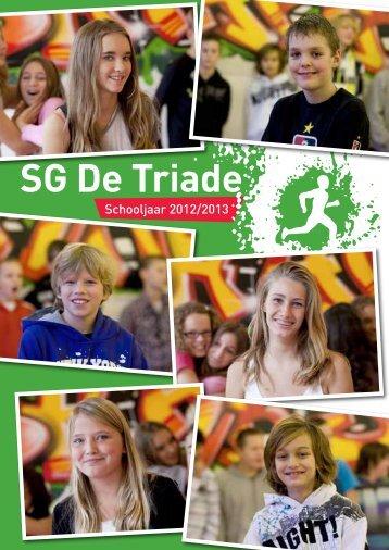 SG De Triade - Naar de brugklas