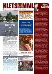 14 juni 2011 - Nieuwkoopse Roeivereniging De Meije