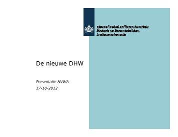 De nieuwe DHW - Happy Fris