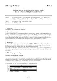 Referat Møde 2 - DEFF