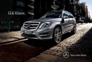 Download de GLK-Klasse brochure - Mercedes-Benz