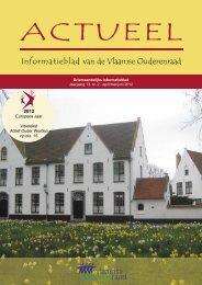 Actueel 13,2-web.pdf - Vlaamse Ouderenraad