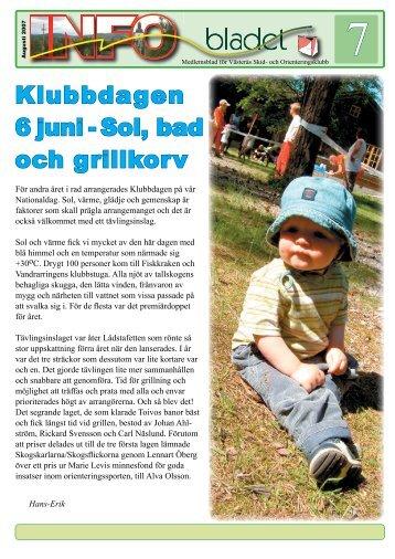 INFO-bladet Nr 7_för utskick.indd - Västerås SOK