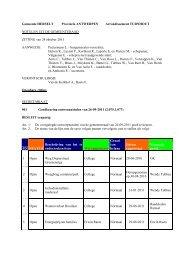 24-10- 2011 - Gemeente Herselt