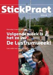 De Lustrumweek! - USHC