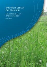 natuurlijk beheer van grasland - Landbouw en Visserij - Vlaanderen ...