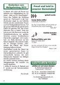 Konfirmationen 2012 in der Dorfkirche Großziethen Konfirmation ... - Seite 6