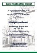 Konfirmationen 2012 in der Dorfkirche Großziethen Konfirmation ... - Seite 7