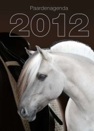 Paardenagenda - Mediaprimair Nederland - Media Primair