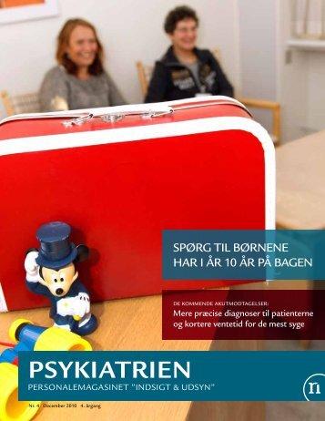 Indsigt og Udsyn - December 2010 - Psykiatrien - Region Nordjylland