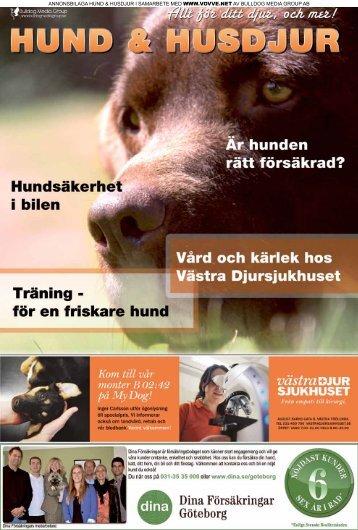 Hund och Husdjur - Bulldog Media Group AB
