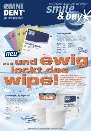 Hammer Preis!! - Bauer & Reif Dentalhandel und