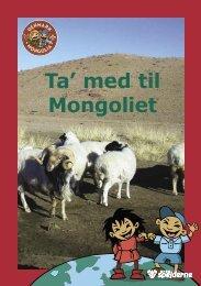 Ta' med til Mongoliet - Spejdernet