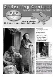 Nr. 3 - Stichting OZO