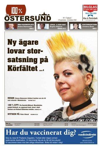 min favoritplats - 100 procent Östersund