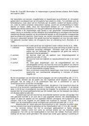 Polder BJ, Cune MS. Boormallen. In: Implantologie in partieel ...