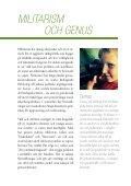 UTMANA MILITARISMEN - IKFF - Page 4