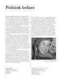 Sex Politik Sanning Testa dig själv! - Dokument för KfKb - KfKb ... - Page 2