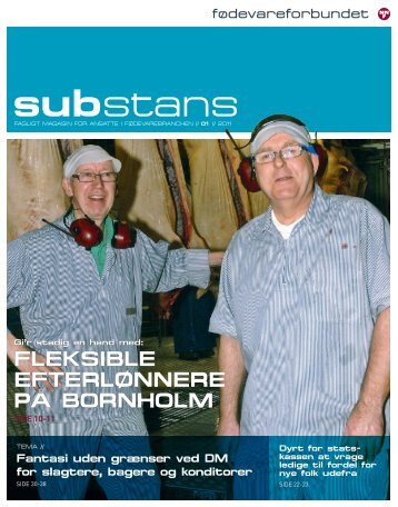 substans - NNF