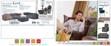 Download de brochure - Van der Heijden meubelen
