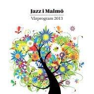 Ladda ner vårt program - Jazz i Malmö