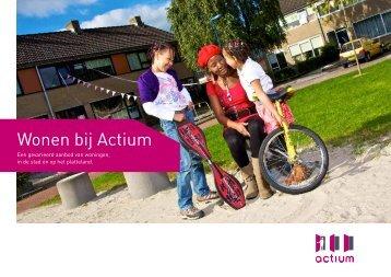 Wonen bij Actium
