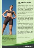 Sports Journal - Herbalife - Page 7