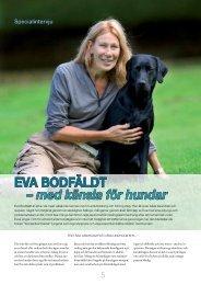 Läs artikeln (PDF 714 KB) - Eva Bodfäldt