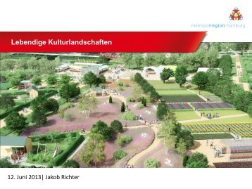 Zusammenarbeit in der Metropolregion Hamburg