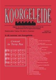 nummer 71 - Sint-Gregoriusvereniging in het bisdom Roermond