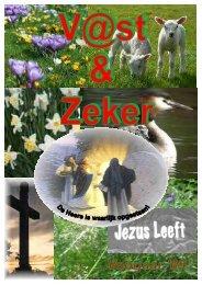 V@st&Zeker (mrt-2009) - Christelijke Jeugdkampen