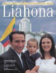 Mars 2005 Liahona