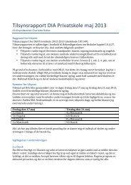 tilsynsrapport dia privatskole maj 2013.pdf