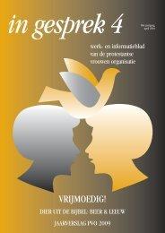 April - Protestantse Vrouwen Organisatie