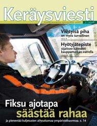 Keräysviesti 3/2008 - Paperinkeräys