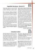 efterår 2011 - Brenderup Indslev Kirke - Page 7