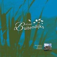 Download de verkoop brochure. - BeLeef Buitendijks