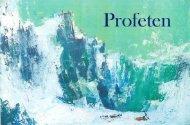 Profeten — fantastisk roman - fritenkaren.se