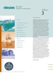 Nederlands Restauratieadvies voor VOC-stad in Sri Lanka - Icomos