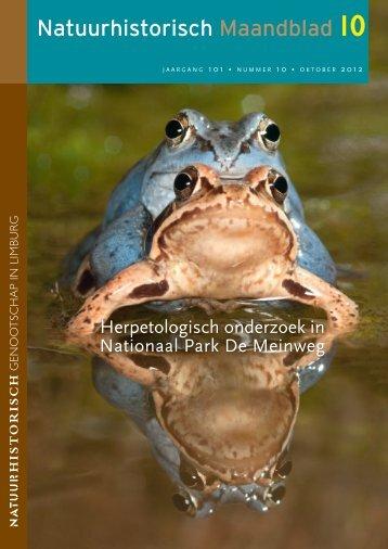 Kunstmatige schuilplekken voor reptielen - Nationaal Park De ...