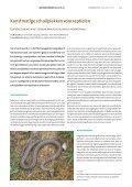 Kunstmatige schuilplekken voor reptielen - Nationaal Park De ... - Page 2