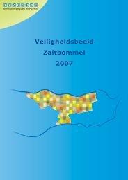 Veiligheidsbeeld Zaltbommel - Oostveen Beleidsonderzoek en Advies