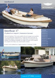 Interboat 17 - Winters Watersport