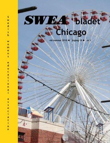 SWEAbladet vår/sommar 2010 - SWEA International