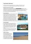 Huisregels en toeristische informatie: dit document ... - Casa Inmaran - Page 5