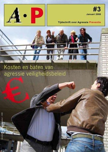 Kosten en baten van agressie veiligheidsbeleid - Tijdschrift over ...