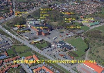 Sockerbruket i Staffanstorp 1885-1963