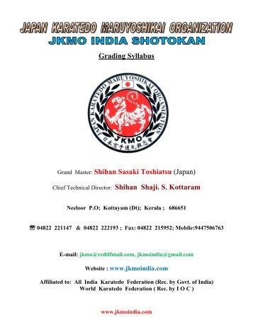 27 Shotokan Katas Pdf Download