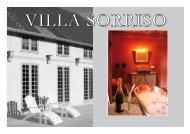 VILLA SORRISO [ leendets hus ] 1
